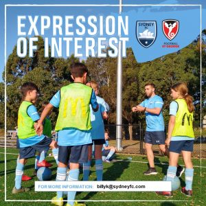 Coaches – Expression of Interest – St George